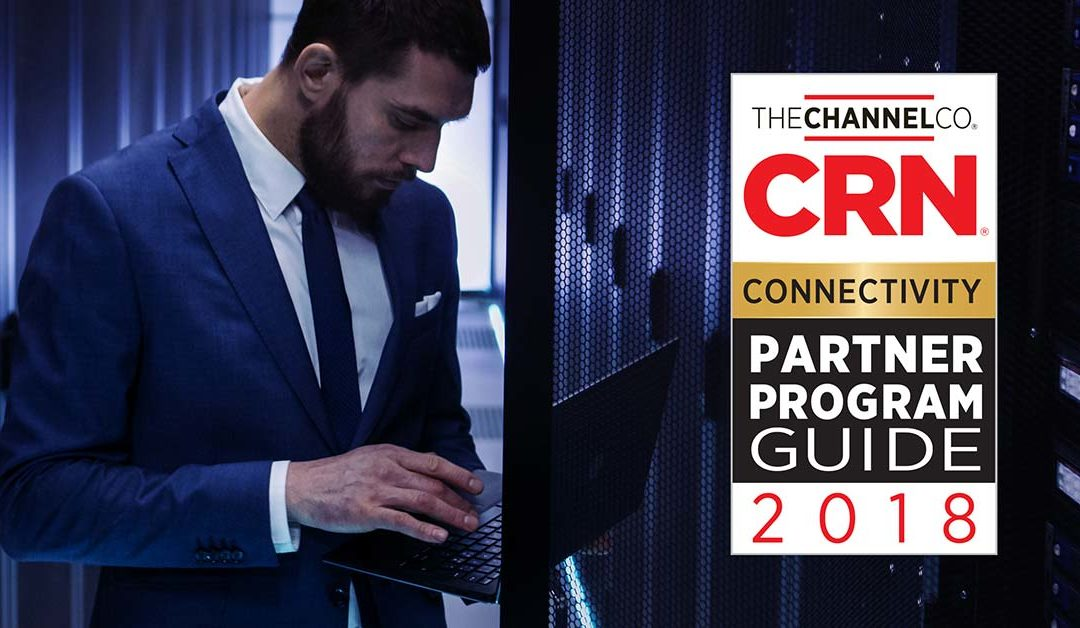 Enzu Recognized in CRN's 2018 Network Connectivity Partner Program Guide